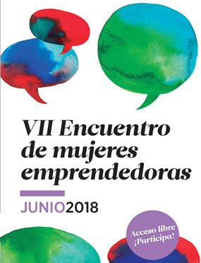 VII Encuentro de Mujeres Emprendedoras 2018