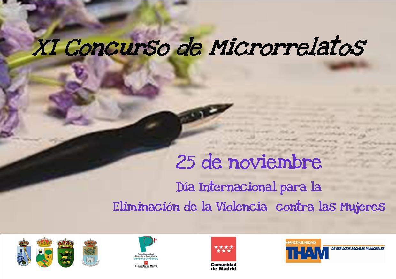 XI Concurso de Microrrelatos contra la Violencia de Género