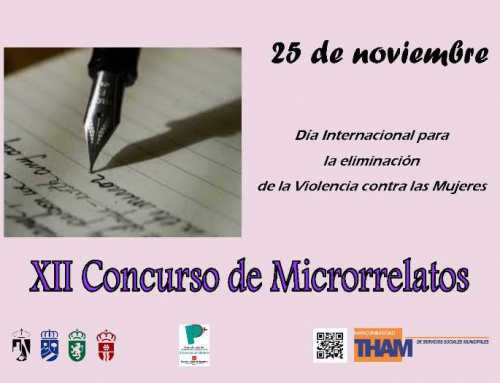 XII Concurso de Microrrelatos contra la violencia de género